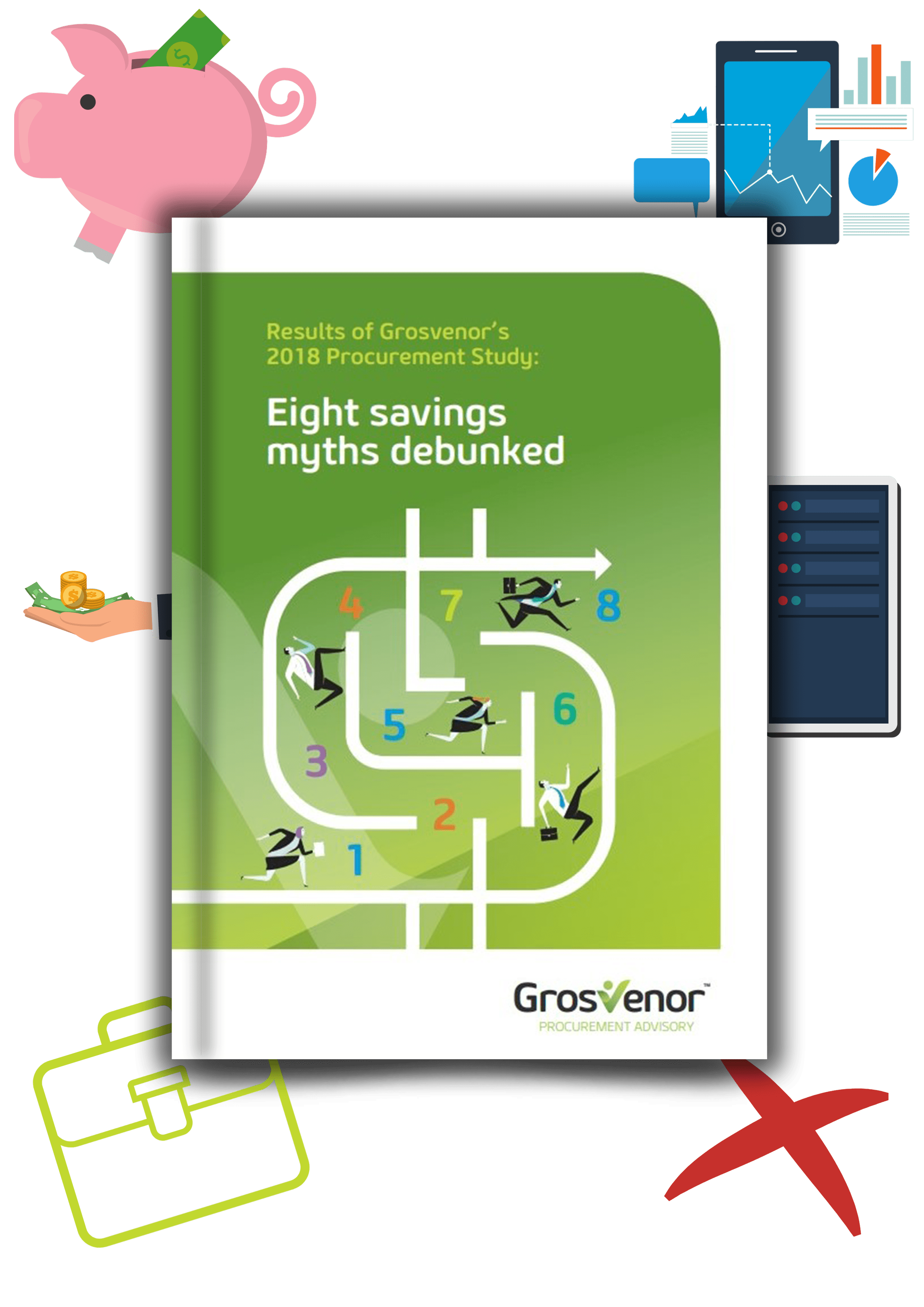 Eight Savings Myths Debunked