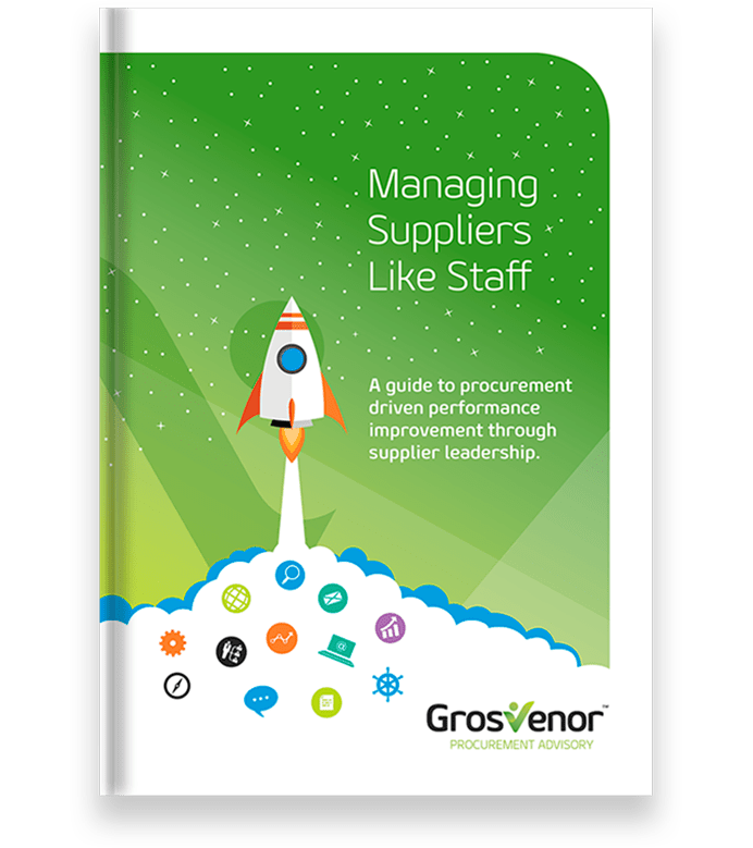 Managing Suppliers Like Staff