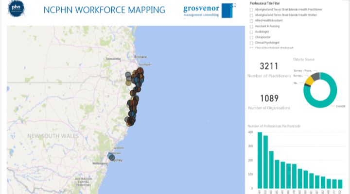 NCPHN Development of Workforce Profile