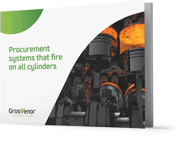 Procurement Systems that Fire on all Cylinders