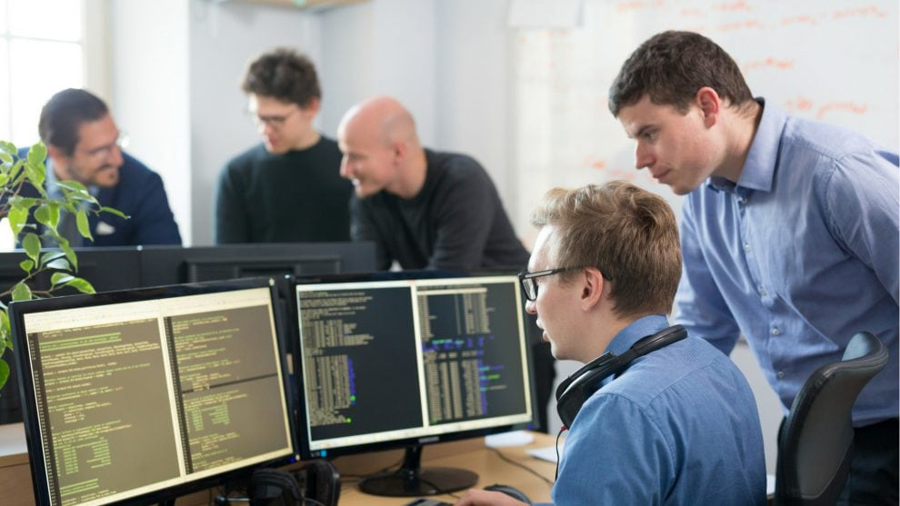 Procurement of software development and maintenance services for four business critical systems